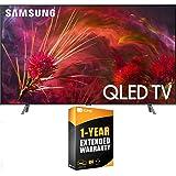 Samsung QN55Q8FNB Q8 Series 55in Q8FN QLED Smart 4K UHD TV (2018 Model) - (Renewed)