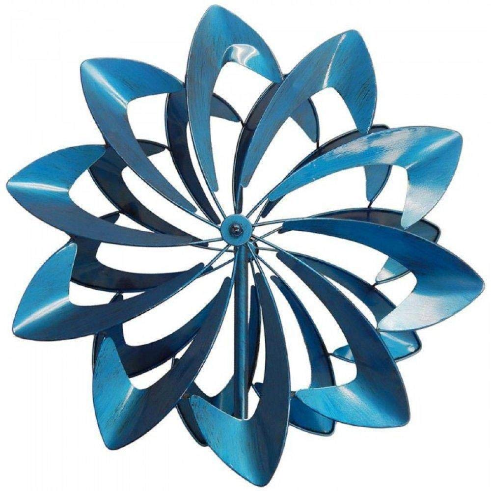 Summerfield Terrace 10018661 84'' Petals Windmill Garden Stake Multicolor