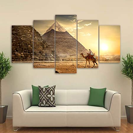 Meaosy Toile Hd Prints Pictures Art Mural Pour Lliving Room
