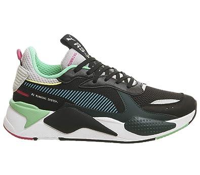 Zapatillas Puma RS-X Toys Negro Hombre: Amazon.es: Zapatos y complementos