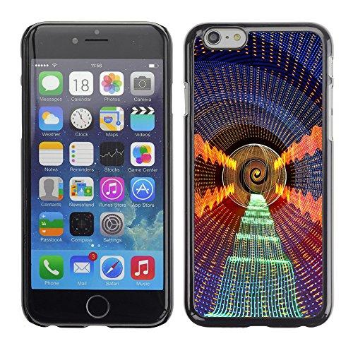 """Premio Sottile Slim Cassa Custodia Case Cover Shell // F00027786 lumières Surréaliste // Apple iPhone 6 6S 6G 4.7"""""""