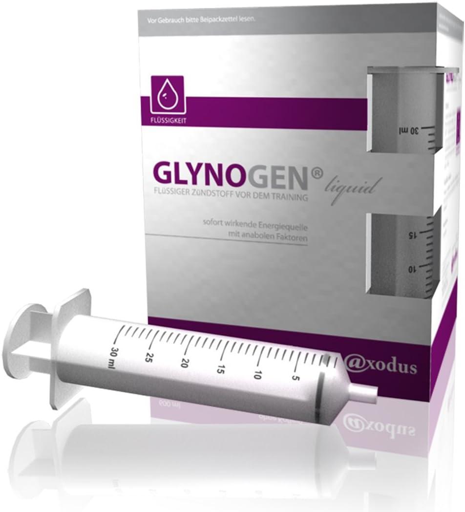 glynogen® Liquid muscular extrema montaje – 1 – Recipiente ...