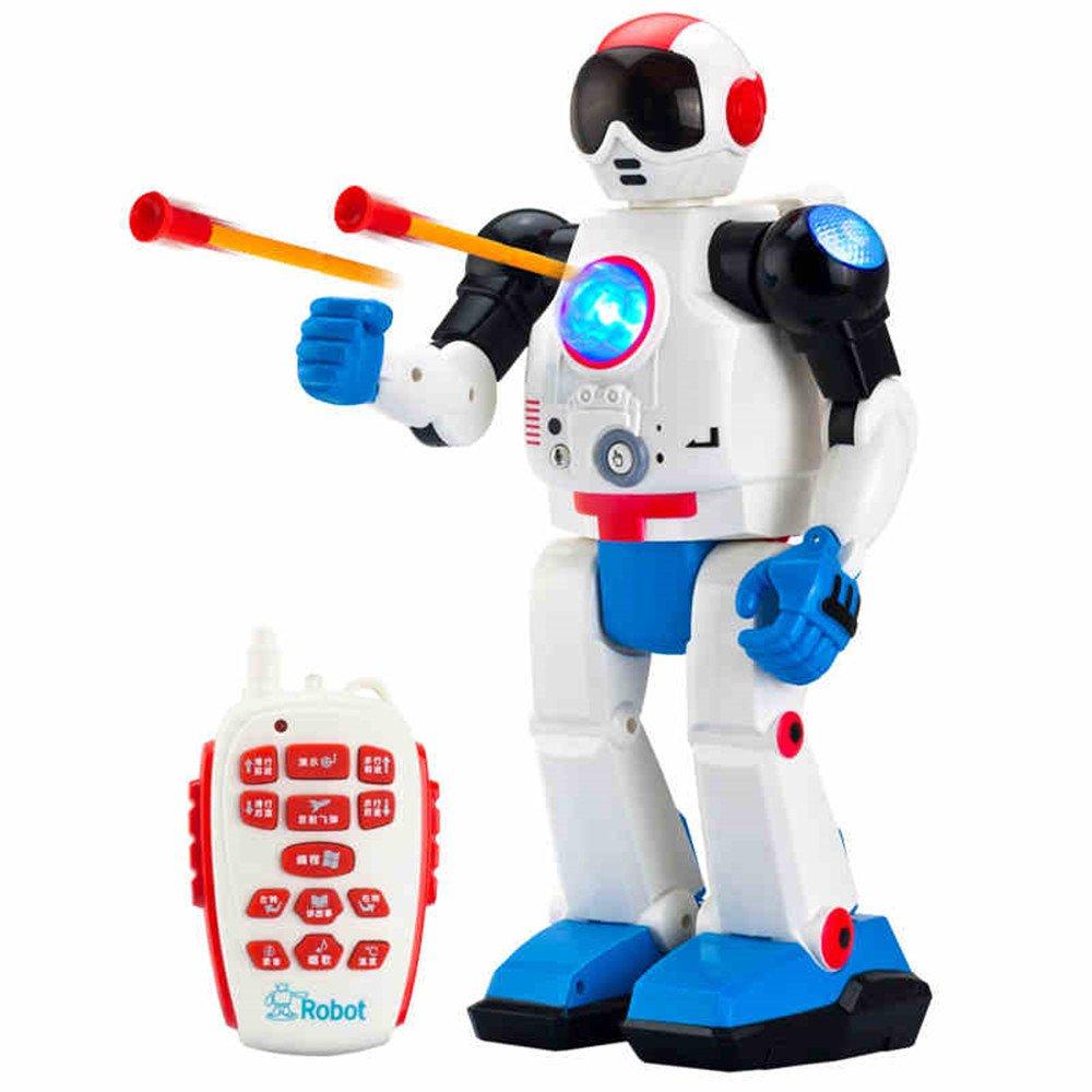 盈佳 智能机器人 ??靥?儿童电动玩具 智能语音声控对话功能 男 孩