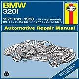 BMW 320i '75'83 (Haynes Repair Manuals) by John Haynes (1990-07-30)