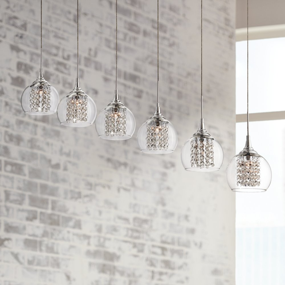 pendant ceiling of classic vintage beautiful entre chandelier et light diy glass table distance multi luminaire lamp