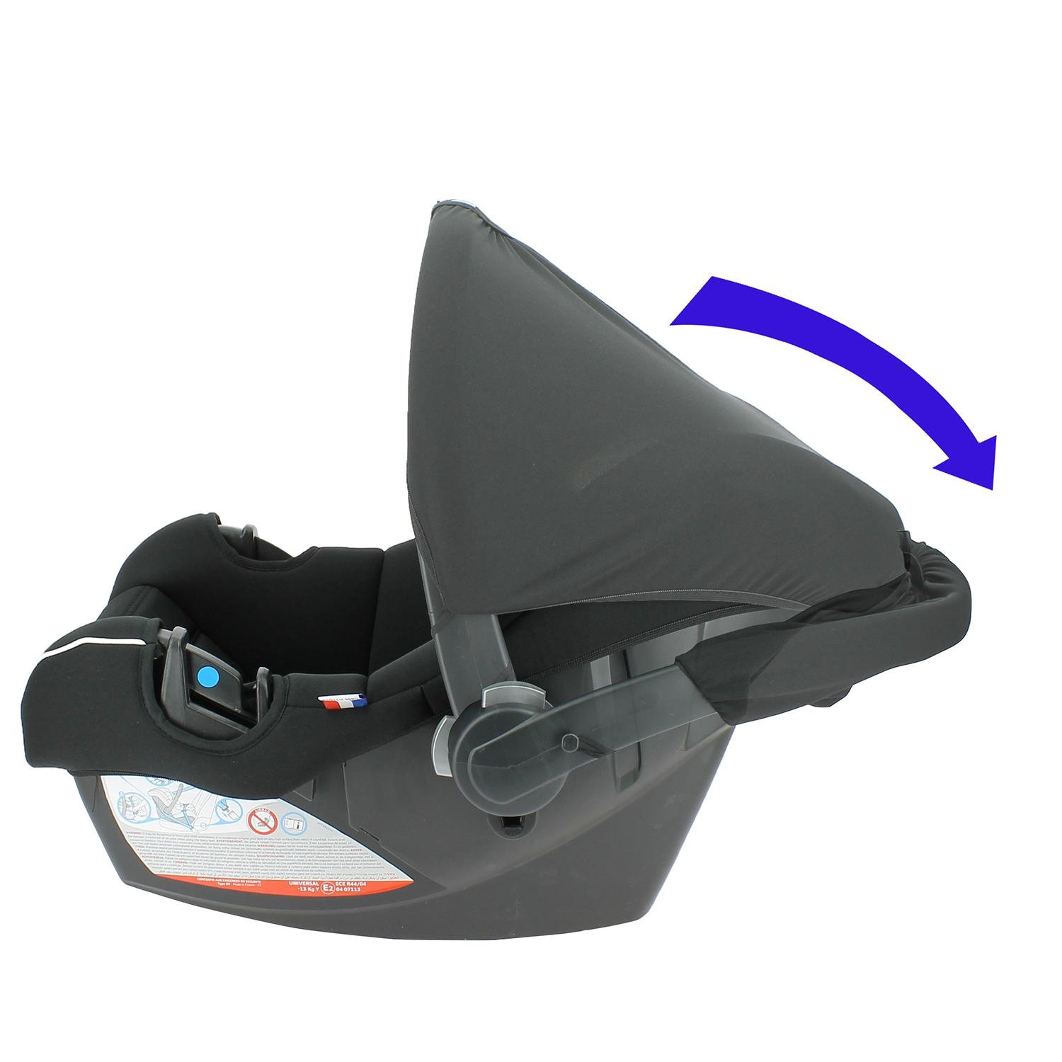 Infant Car seat FERRARI 2