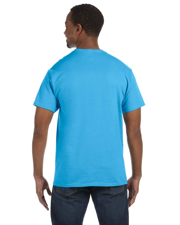 Hanes by Tagless T-Shirt_Aquatic Blau_XL Blau_XL Blau_XL B071DDG9HM T-Shirts Qualität zuerst 3fba87