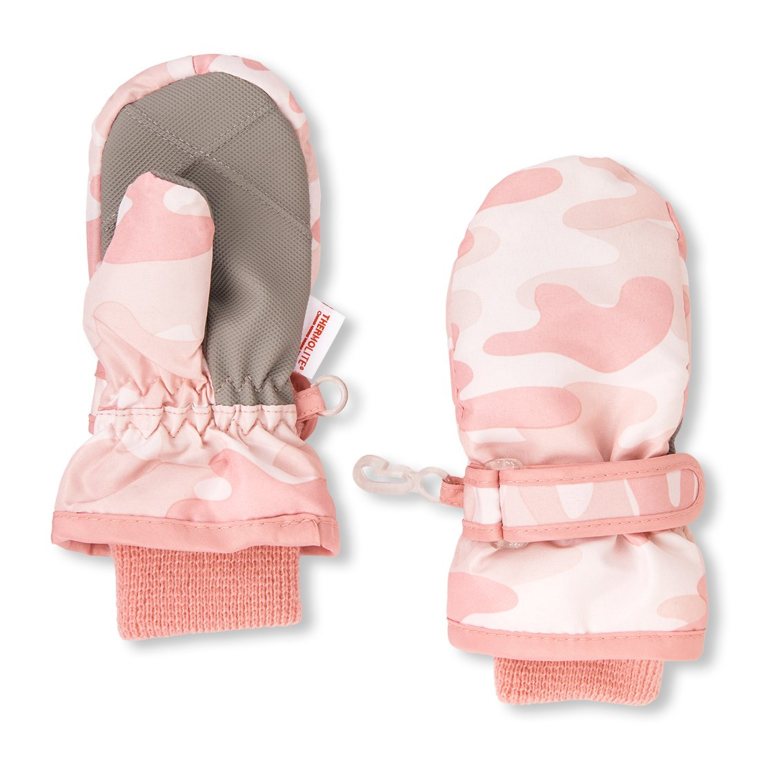 40cd22eef Amazon.com  The Children s Place Baby Girls 3in1 Cold Weather Mitten ...