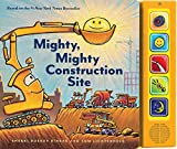 Best Construction Books - Mighty, Mighty Construction Site Sound Book Review