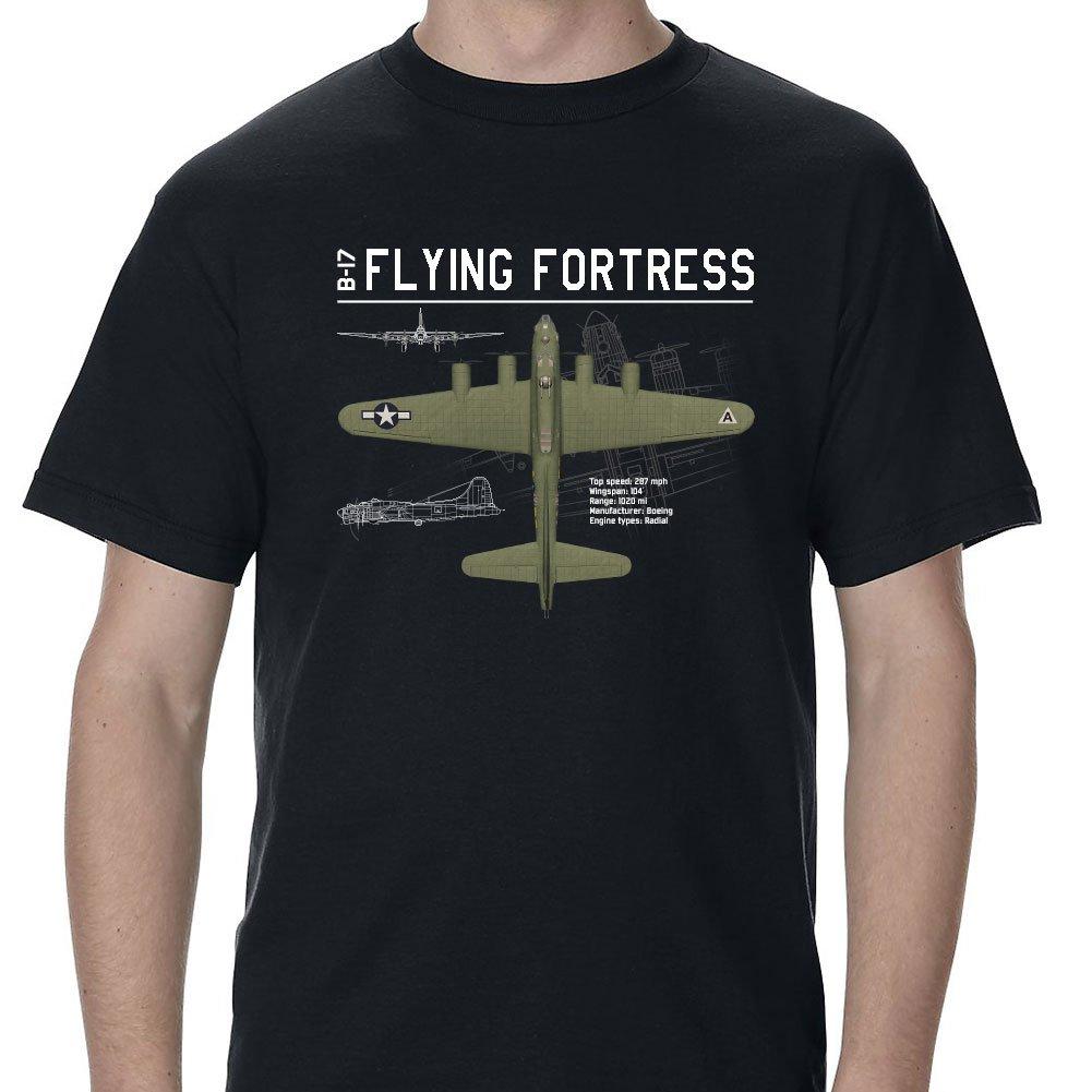 Future of Flight SHIRT メンズ B076CRLTY1 Medium|ブラック ブラック Medium