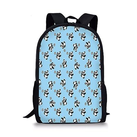53478fe59280cf Amazon.com  iPrint School Bags Soccer