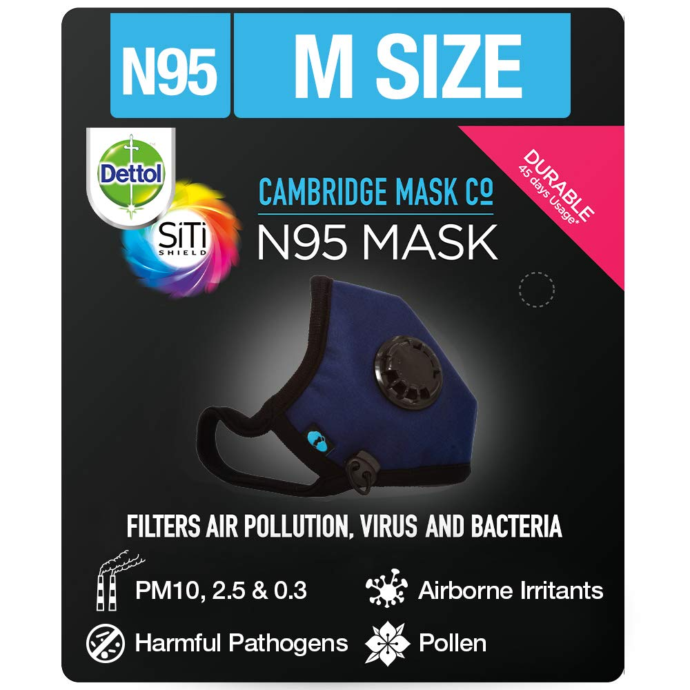 Dettol Anti Pollution Mask Cambridge N95