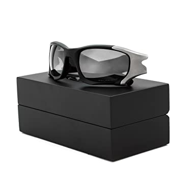 6e093ceacae Oakley Pit Boss II Sunglasses OO9137-01 Matte Black   Black Iridium  Polarized  Oakley  Amazon.co.uk  Clothing