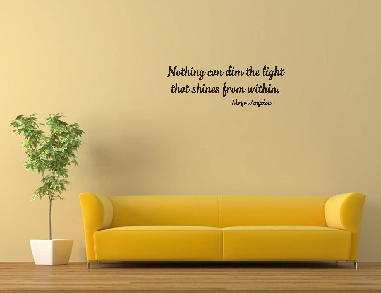 """NEVER FORGET TO MAKE A LIFE Vinyl Wall Decal Words Lettering Sticker  Decor 24/"""""""