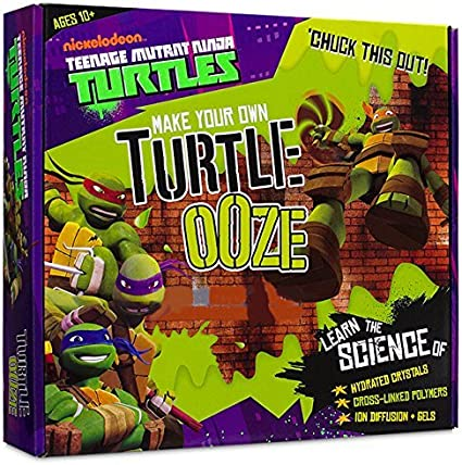 Amazon.com: Teenage Mutant Ninja Turtles Make Your Own ...
