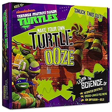 Amazon.com: Teenage Mutant Ninja Turtles Make Your Own ...