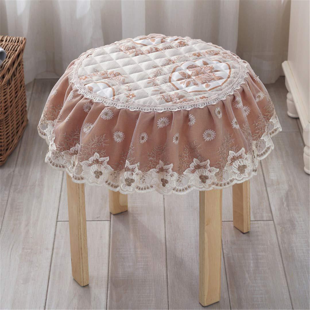 Amazon.com: BFRYTSD - Cojines redondos para silla de comedor ...