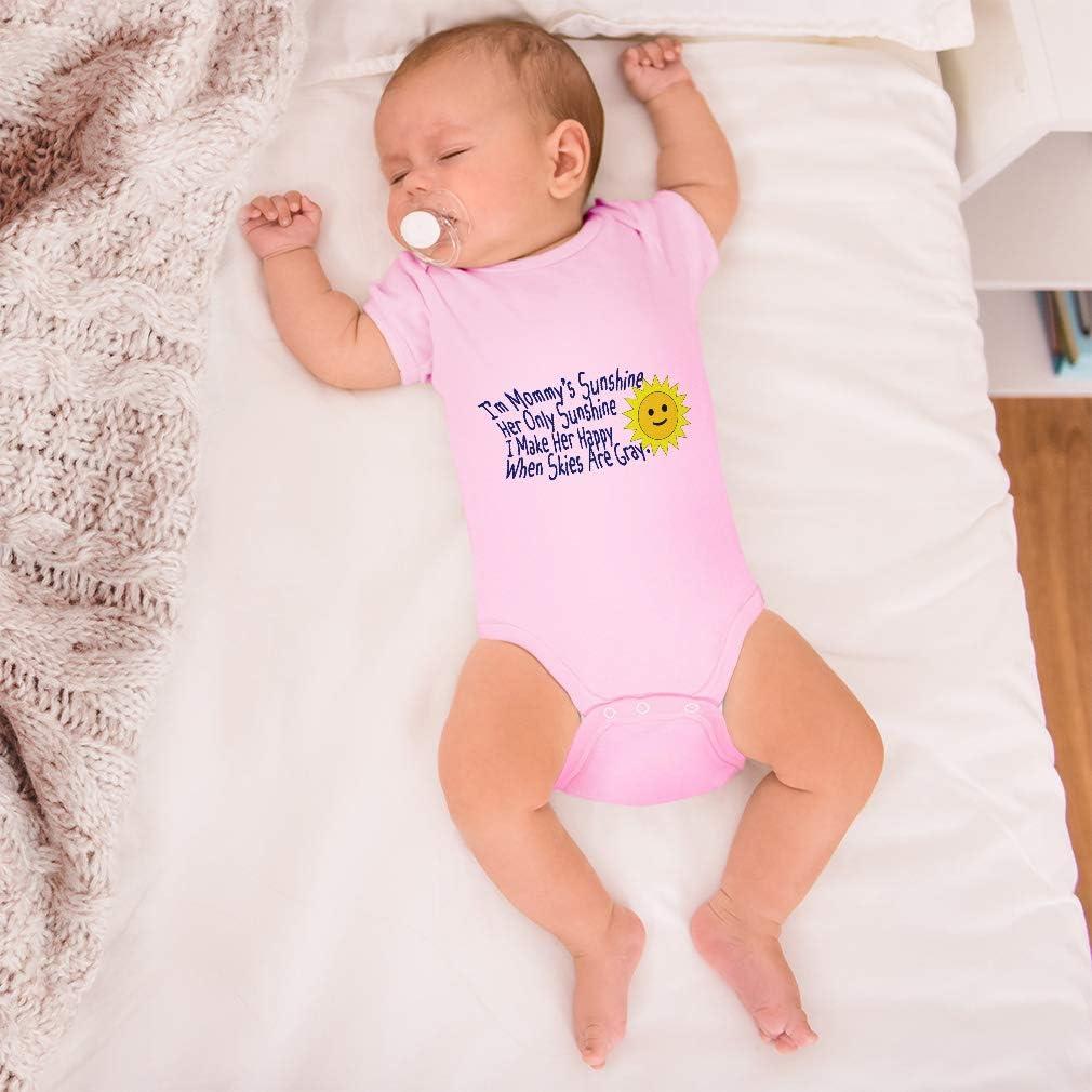 Hello Sunshine Baby Sun Bodysuit Baby Shower Gift for Mom #300H