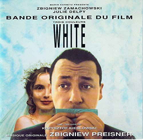 Price comparison product image Trois Couleurs:Blanc By Zbigniew Preisner,Three Colors (Krzystof Kieslowski Trilogy - Related Recordings) (2003-11-04)