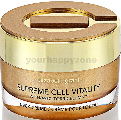 ELIZABETH GRANT Supreme Cell Vitality Neck Cream 1.7 oz. (Unboxed)