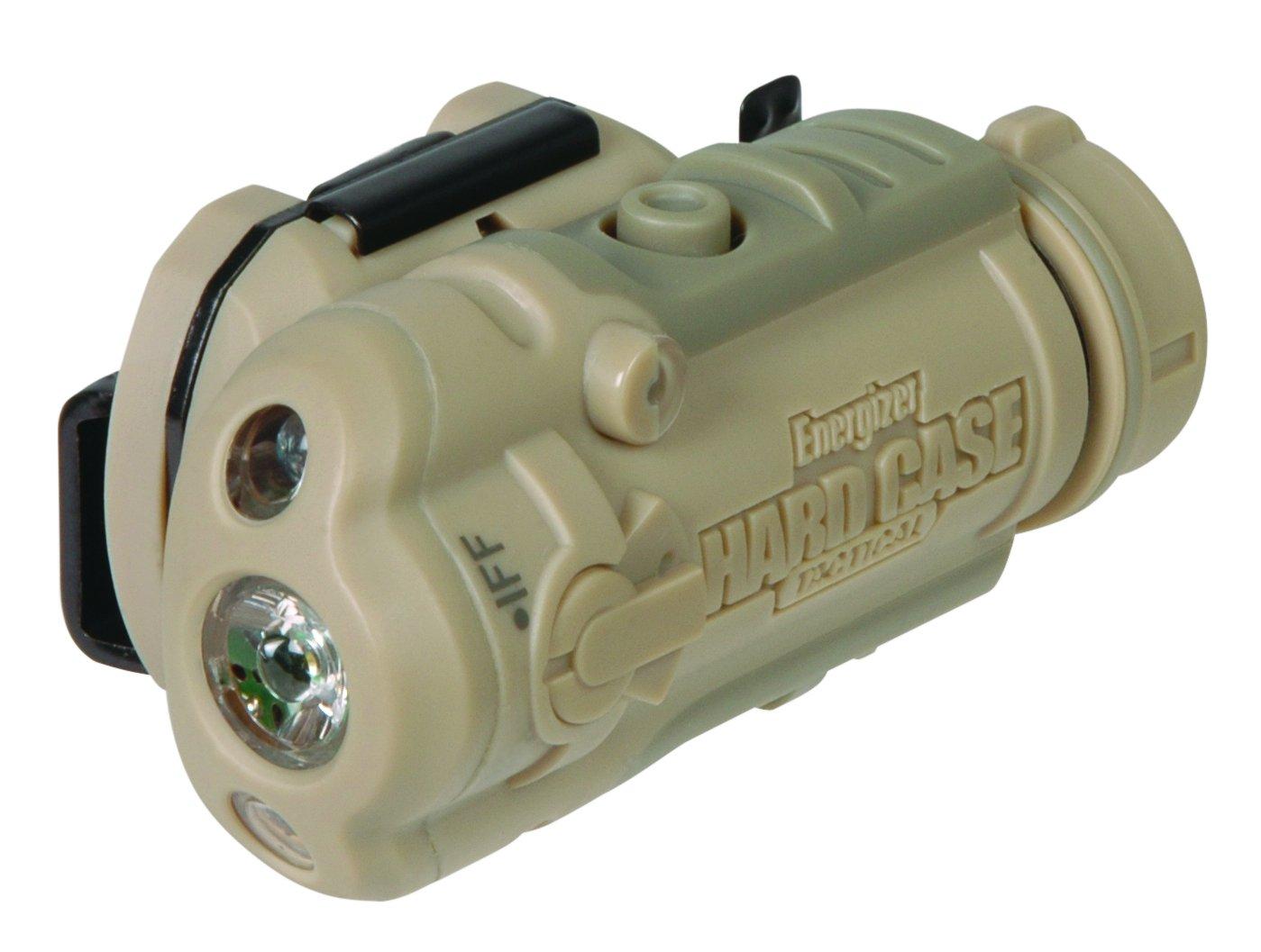 Energizer HardCase Tactical Tango 1AA LED Helmet Light