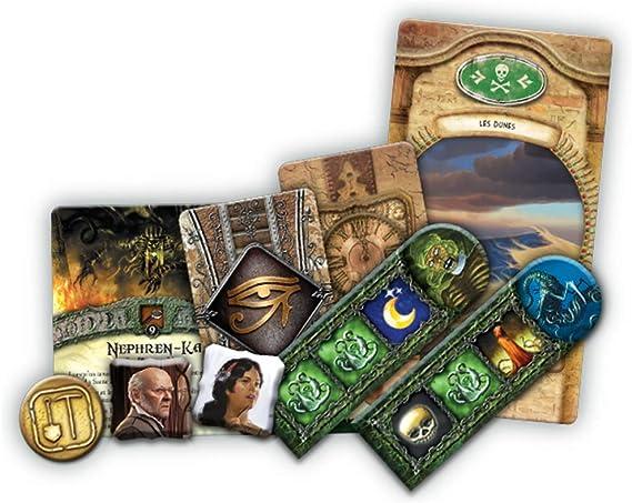 Fantasy Flight Games El símbolo arcano: augurios del faraón