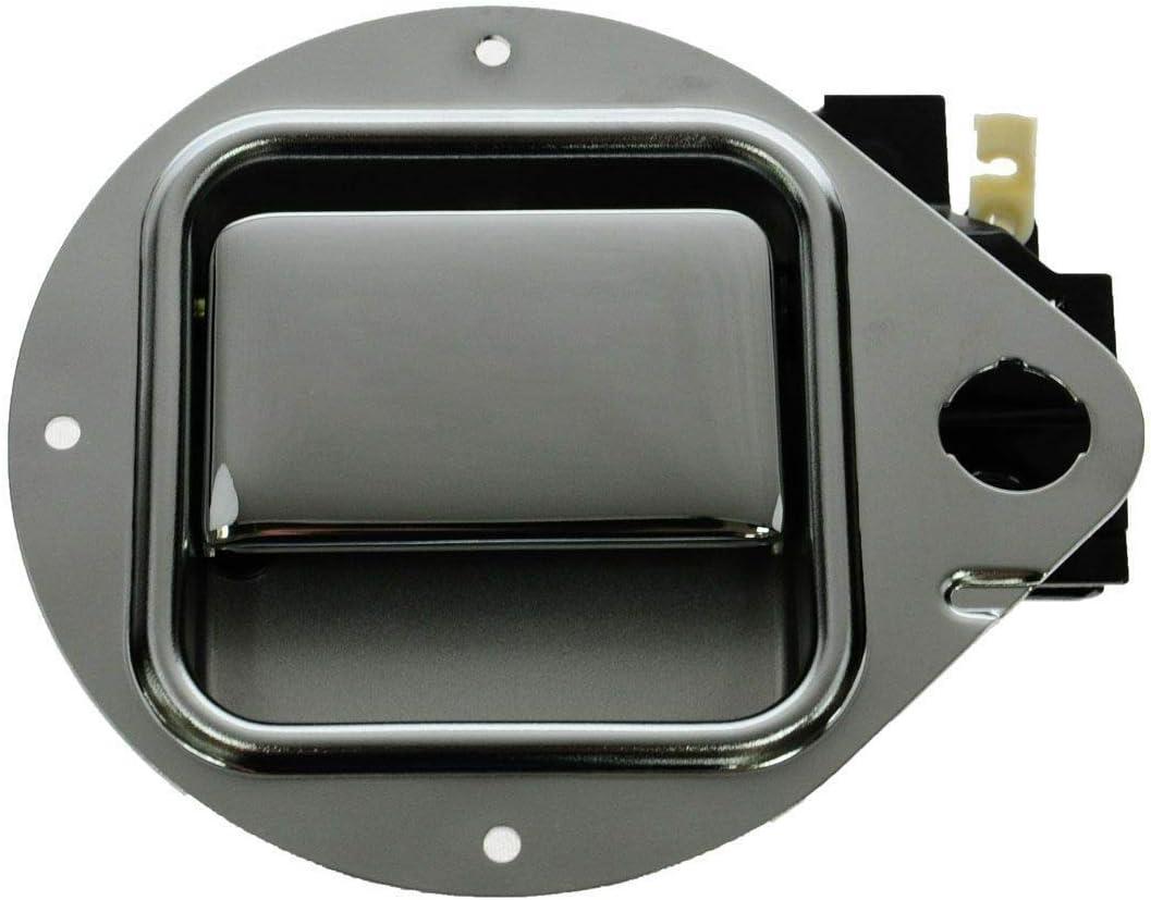 Door Handle Chrome Passenger Side for Peterbilt 200 330 357 362 375 377 378 379
