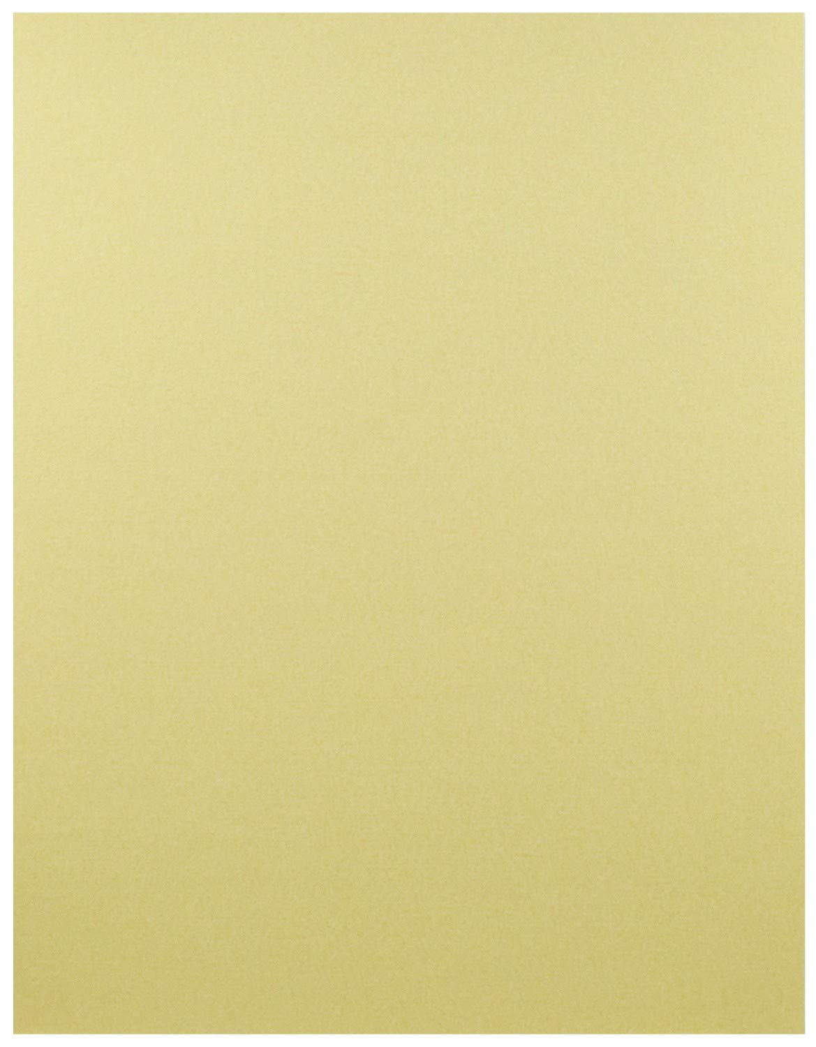 Shimmer Light Pale Gold 8-1/2-x-14 32T Lightweight Multi-use Paper 200-pk - PaperPapers 2pBasics 118 GSM (32/80lb Text) Legal Size Everyday Metallic Paper for Professionals, Designers, and Crafters by 2pBasics