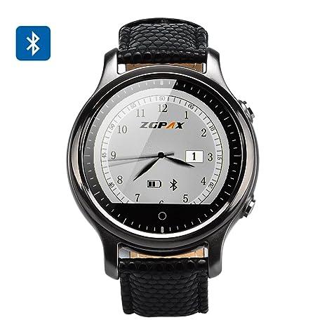 ZGPAX S360 Smart Watch - 1.22 Inch Circular Screen, Bluetooth 4.0 ...