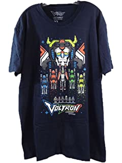 Loot Crate Voltron Legendary Defender Transformers - Short Sleeve Shirt Exclusive