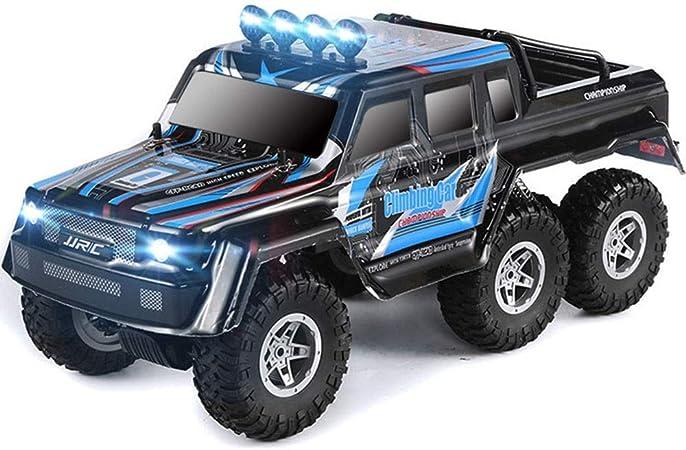 Amazon.com: TBFEI RC - Vehículo eléctrico de 6 ruedas de ...