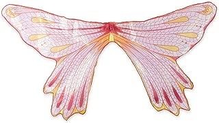 product image for Magic Cabin Imagining Me Fairy Wings, 45-Inch Wingspan, Rosebud Fairy…