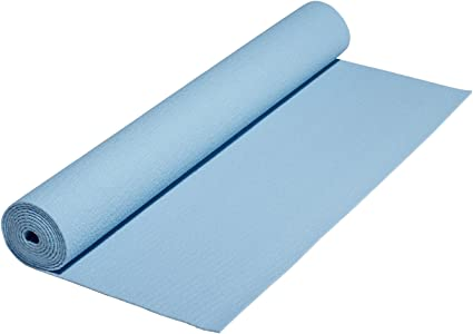 Amazon Com Bheka Long Life Yoga Mat Sky Blue 78 Inches Long By 24 Inches Wide Sports Outdoors