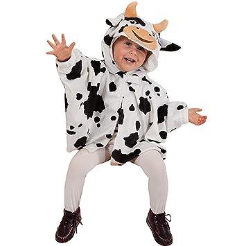 Déguisement De Vache Pour Enfant Costume Vachette Capee 104 Cm 4 6