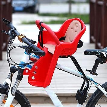 YXZN Sillas de Bicicletas para niños en Bicicleta Asiento ...