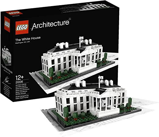 Lego Architecture - La Casa Blanca (21006): LEGO: Amazon.es: Juguetes y juegos