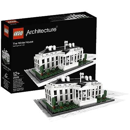Amazon Disco 21006 Lego The White House Lego Architecture