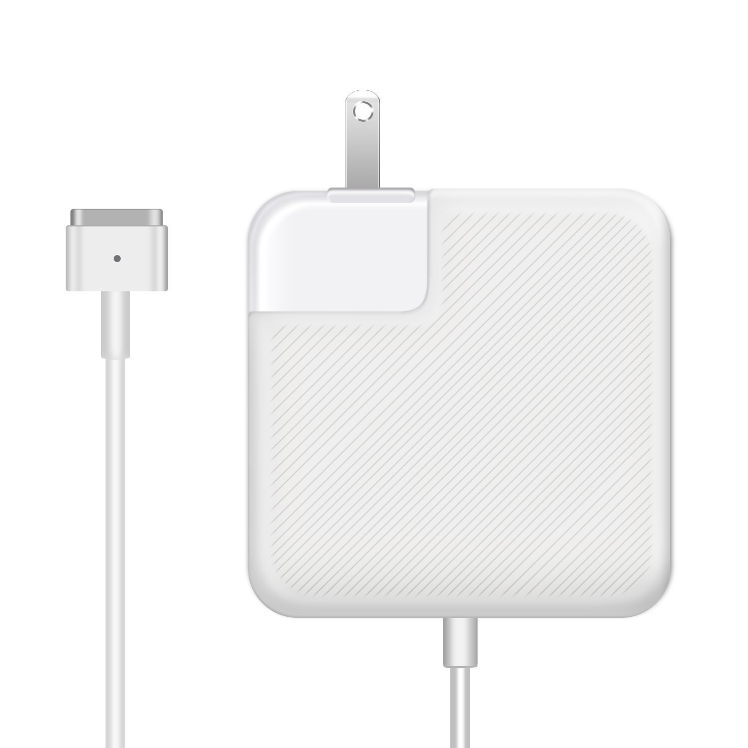 Macbook Air Charger, Ac 45w Magsafe 2 Connector Power Adapter Charger for MacBook Air 11-inch and 13 inch (For Macbook Air Released after Mid 2012)