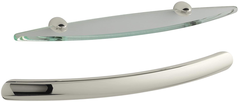 Kohler k-9459 – 2bzソナタアクセサリキット、オイル研磨ブロンズ K-9459-SN 1 Vibrant Polished Nickel Vibrant Polished Nickel B001U6F1DY