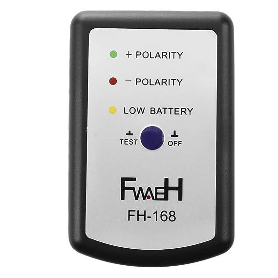 speaker polarity test