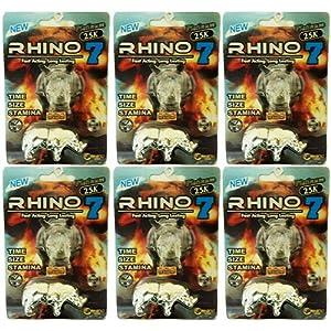 Rhino Best Sexual Male Performance Enhancement Pill Variety Pack (Rh7TSilver 6PIlls) Enhancement Pills - 61TzQr6TixL - Enhancement Pills