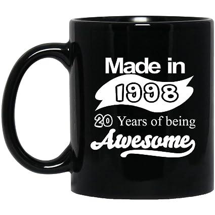 Amazon 20th Birthday Mug