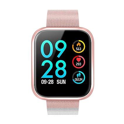 SDSFMF Reloj Inteligente Smart Watch Impermeable IP68 ...