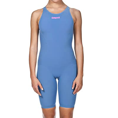 .com : Arena Powerskin R-EVO One Women's Open Back Racing Swimsuit : Clothing