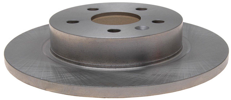 ACDelco 18A2821A Advantage Non-Coated Rear Disc Brake Rotor