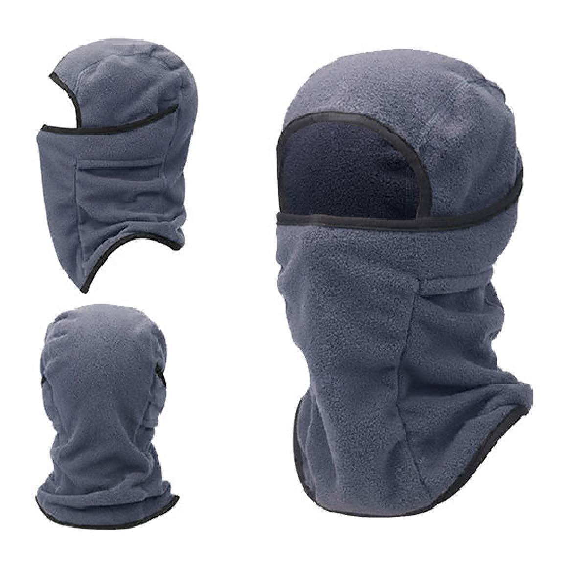 f02c75438 Hats & Caps TRIWONDER Balaclava Hood Hat Thermal Fleece Face Mask ...