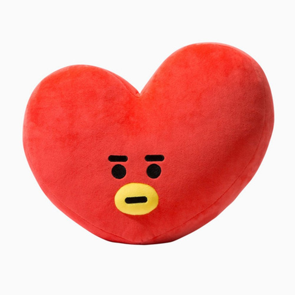 Studyset Plush Simulation Doll TATA BTS COOKY CHIMMY SHOOKY Toys Cute Bolster Pillow Dolls Gifts for Children