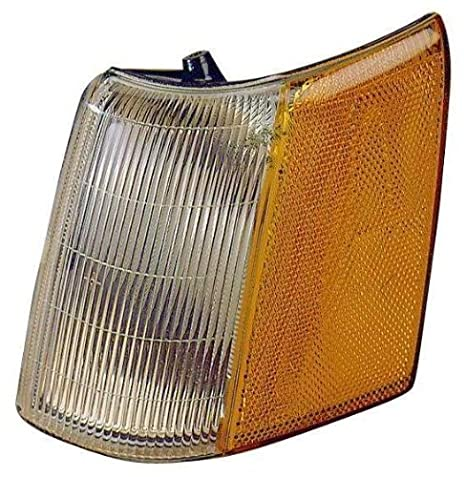 Depo 333-1508L-US Jeep Grand Cherokee Driver Side Replacement Parking//Side Marker Lamp Unit without Bulb 02-00-333-1508L-US