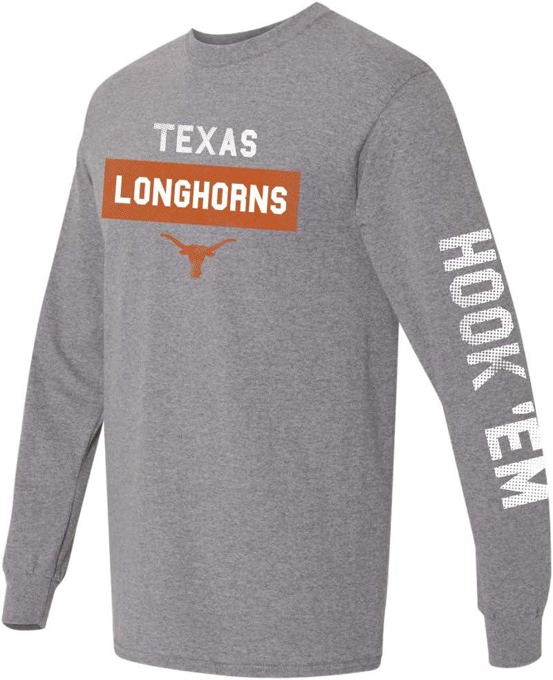 Dunbrooke Apparel Texas Longhorn Triblend Short Sleeve Tee