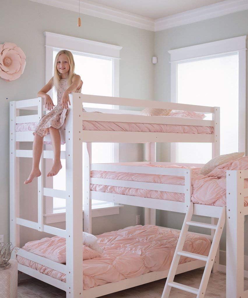 Sydney L-Shaped Triple Bunk Bed